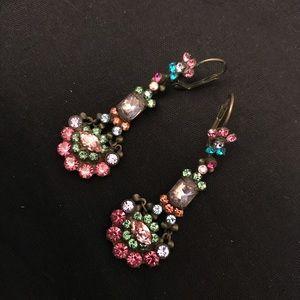 Sorrelli chandelier earrings